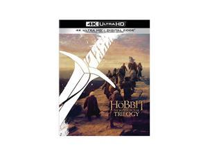HOBBIT-MOTION PICTURE TRILOGY (4K-UHD/DIGITAL/EXTENDED & THEATRICAL)
