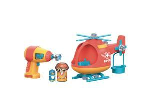 EDUCATIONAL INSIGHTS DESIGN & DRILL BUDDIES HELICOPTER