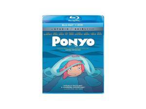 STUDIO DISTRIBUTION SERVI PONYO (BLU-RAY/DVD/LIMITED EDITION STEELBOOK) BRSF20838