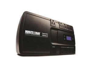 Minuteman Enspire En900lcd 900Va Wall/Desktop/Floor Mountable Ups