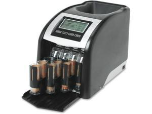 Royal Sovereign FS44P 4 Row Coin Counter with Attachable Printer Option