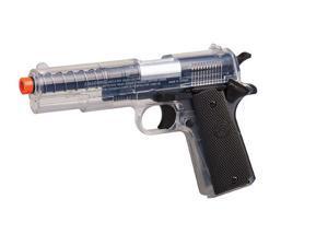 CROSMAN Stinger P311 (clear/ black)Spring powered single shot military style pistol