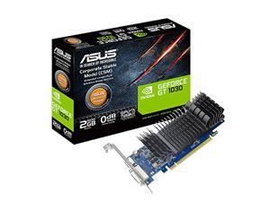 Asus Gt1030-2G-Csm Geforce Gt 1030 Graphic Card - 2 Gb Gddr5 - Low-Profile