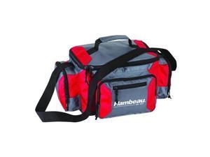 FLAMBEAU INC 6188TB GRAPHITE G400 RED FISHING BAG