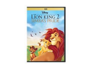 BUENA VISTA HOME VIDEO LION KING II-SIMBAS PRIDE (2017/DVD) D144861D