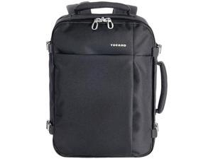 "Tucano BKTUG-M-BK 15.6"" Tugo Medium Travel Backpack (Black)"