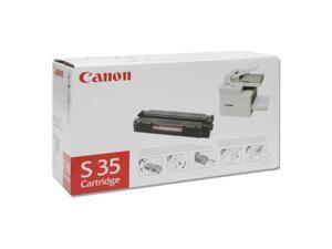 CANON USA 7833A001 CANON S35 BLACK TONER CARTRIDGE - FOR CANON IMAGCLASS D320, D320RF, D340RF , FAX
