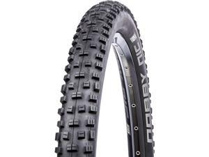 Schwalbe Nobby Nic HS 463 SnakeSkin Tubeless Easy Mountain Bicycle Tire - Folding Bead (Black - 27.5 x 2.25 - PaceStar)
