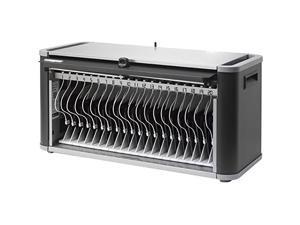 Bretford PowerSync+ Station HE406 Tablet Computer Cabinet