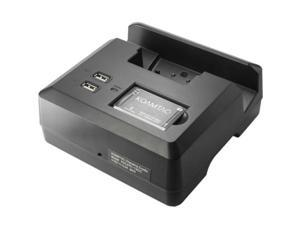 KoamTac KDC470 1-Slot Charging Dock Cradle for Bar Code Scanner - 2 x USB