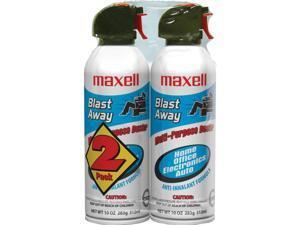 MAXELL 190026 BLAST AWAY MULTI PURPOSE DUSTER 2 PK