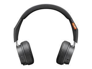 Plantronics Backbeat 505 Series Bluetooth Wireless Headset Dark Grey