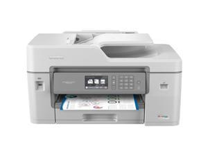 Brother MFC-J6545DW INKvestment Tank Wireless Duplex All-in-One Color Inkjet Printer - Up to 1-Year of Ink in-Box