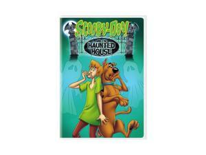 WARNER HOME VIDEO SCOOBY-DOO & THE HAUNTED HOUSE (DVD/WS 1.78/5.1) DH701185D