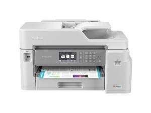 Brother MFC-J5845DW INKvestment Tank Wireless Duplex All-in-One Color Inkjet Printer - Up to 1-Year of Ink in-Box
