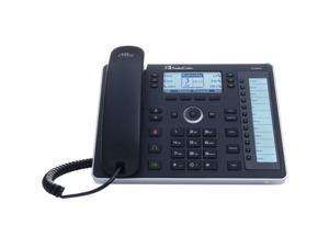 AUDIOCODES UC440HDEG SFB 440HD IP-PHONE POE GBE BLACK