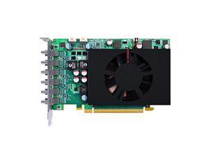 Matrox Video Card C680-E4GBF C680 4GB PCIEx16 6xMini DisplayPort Low Profile