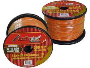 NIPPON AP-16-500 GRN Audiopipe 16 Gauge 500Ft Primary Wire Green