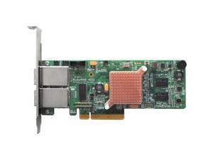 HighPoint RR4522SGL PCI-Express 2.0 x8 Low Profile SATA / SAS 8-Channel External PCIe 2.0 x8 SAS/SATA 6Gb/s Hardware RAID HBA