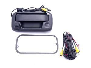 CRUX CFD-03F Crux Backup camera for select 2004-up Ford trucks-tailgate handle