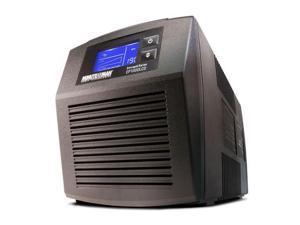 Minuteman Entrepid EP1000LCD 1000VA UPS - 1000 VA/600 W - 3 Minute - 3 Minute - 8 Receptacle(s)