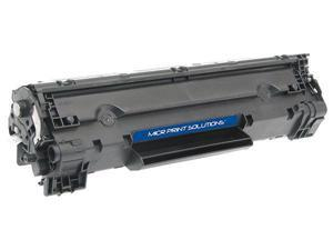 MICR Print Solutions Genuine-New High Yield MICR Toner Cartridge for HP CF283X (HP 83X)