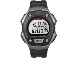 Timex Ironman Core 50 Black Grey Full Size DIgital Watch