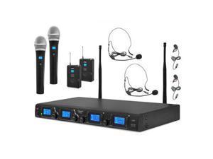 4CH UHF MIC SYSTEM  / Wireless Microphone System PDWM4350U
