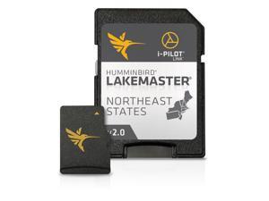 Humminbird Lakemaster Chart - Northeast - Version 2.0 - Microsd/Sd&Trade;