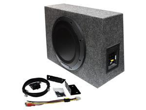 """Pioneer TS-WX1010A 10"""" Sealed enclosure active subwoofer with built-in amplifier TSWX1010A"""