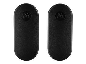MOTOROLA PMLN7438A Belt Clip, Twin Pack