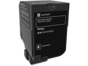 LEXMARK - BPD SUPPLIES 74C1SK0 BLACK TONER CARTRIDGE FOR CS720
