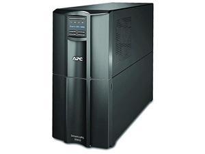 APC by Schneider Electric Smart-UPS 3000VA LCD 120V with SmartConnect - Tower - 3 Hour Recharge - 5.10 Minute Stand-by - 120 V AC Input - 120 V AC, 110 V AC, 127 V AC Output - 8 x NEMA 5-15R, 2 x ...