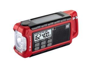 MIDLAND ER210 MIDLAND EMERGENCY CRANK RADIO AM/FM NOAA W/FLASHLIGHT <