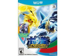 NINTENDO OF AMERICA POKKEN TOURNAMENT (SOFTWARE ONLY)-NLA WUP P APKE