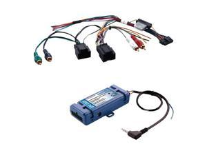 PAC RP4-GM31 All-in-One Radio Replacement & Steering Wheel Control Interface (For Select GM(R) vehicles with CANbus)