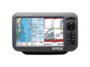 "SI-TEX SVS-1010CF-E 10"" Chartplotter/Sounder Combo w/External ... [SVS-1010CF-E]"
