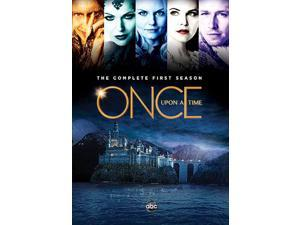 ONCE UPON A TIME-COMPLETE 1ST SEASON (DVD/5 DISC/WS)