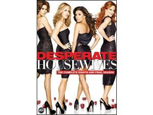 DESPERATE HOUSEWIVES-8TH/FINAL SEASON (DVD/5 DISC/WS/ENG-SP-FR SUB)