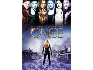 ONCE UPON A TIME-COMPLETE 2ND SEASON (DVD/5 DISC/WS)