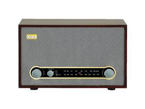 QFX, Inc. Retro BT Table Top Radio RETRO-100