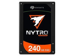 "Seagate Nytro 1000 XA240ME10003 240 GB Solid State Drive - 2.5"" Internal - SATA (SATA/600) - Server"