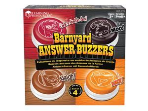 LEARNING RESOURCES ANIMAL ANSWER BUZZERS
