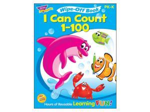 "Trend Enterprises Book, Wipe-Off, I Can Count, 8-1/2""Wx11""H, MI 94223"