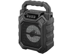 iLive ISB199B Miniature Bluetooth Tailgate Party Speaker