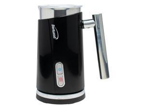 Brentwood Appliances GA-301BK 10 oz Cordless Electric Milk Frother & Warmer, Black