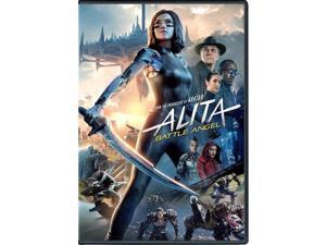 ALITA-BATTLE ANGEL (DVD)