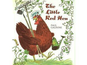 The Little Red Hen BIG Galdone, Paul