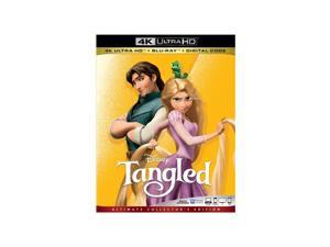 TANGLED 4K-UHD ULTIMATE COLLECTOR'S EDITION (4K-UHD/BR/DIGITAL) (2 DISC)
