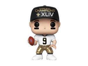 New Orleans Saints NFL Funko POP Vinyl Figure   Drew Brees SB Champions XLIV